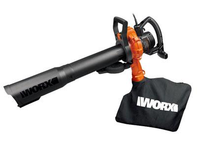 Best Leaf Blowers - Worx WG518