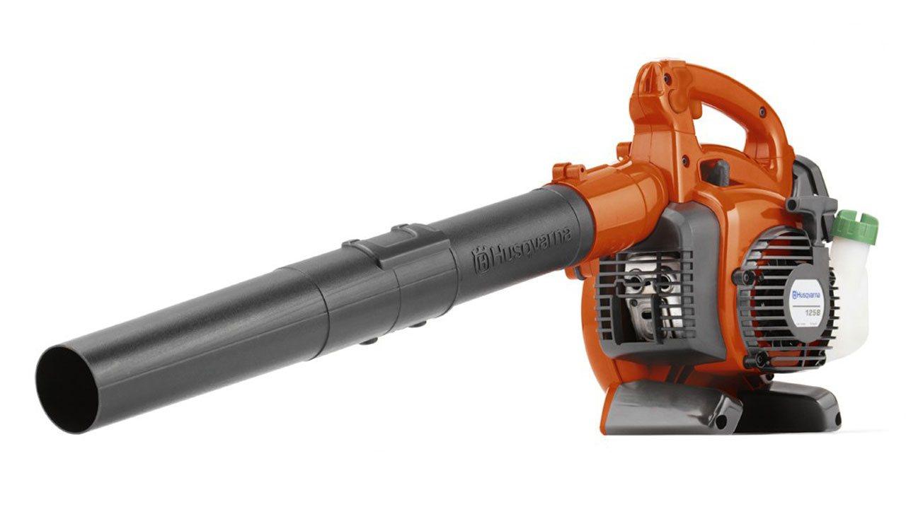 Husqvarna 125b leaf blower