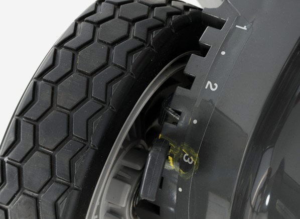 Honda HRX217K5VKA Mower cutting adjustments
