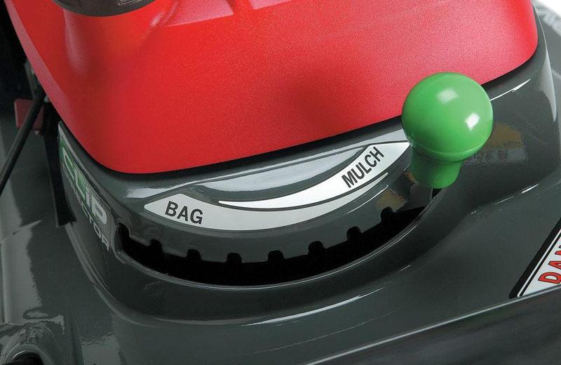 Honda HRX217K5VKA Mower Versamow System