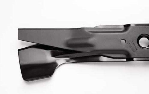 Honda HRX217K5VKA Mower has twin cutting blades