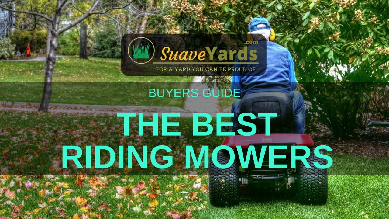 Best Riding Mowers header