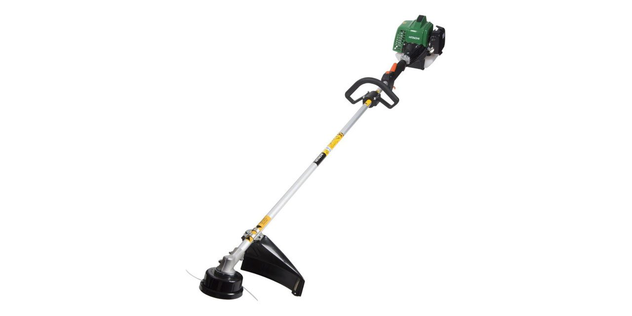 Hitachi CG23ECPSL - The Most Comfortable Weed Eater (Ever