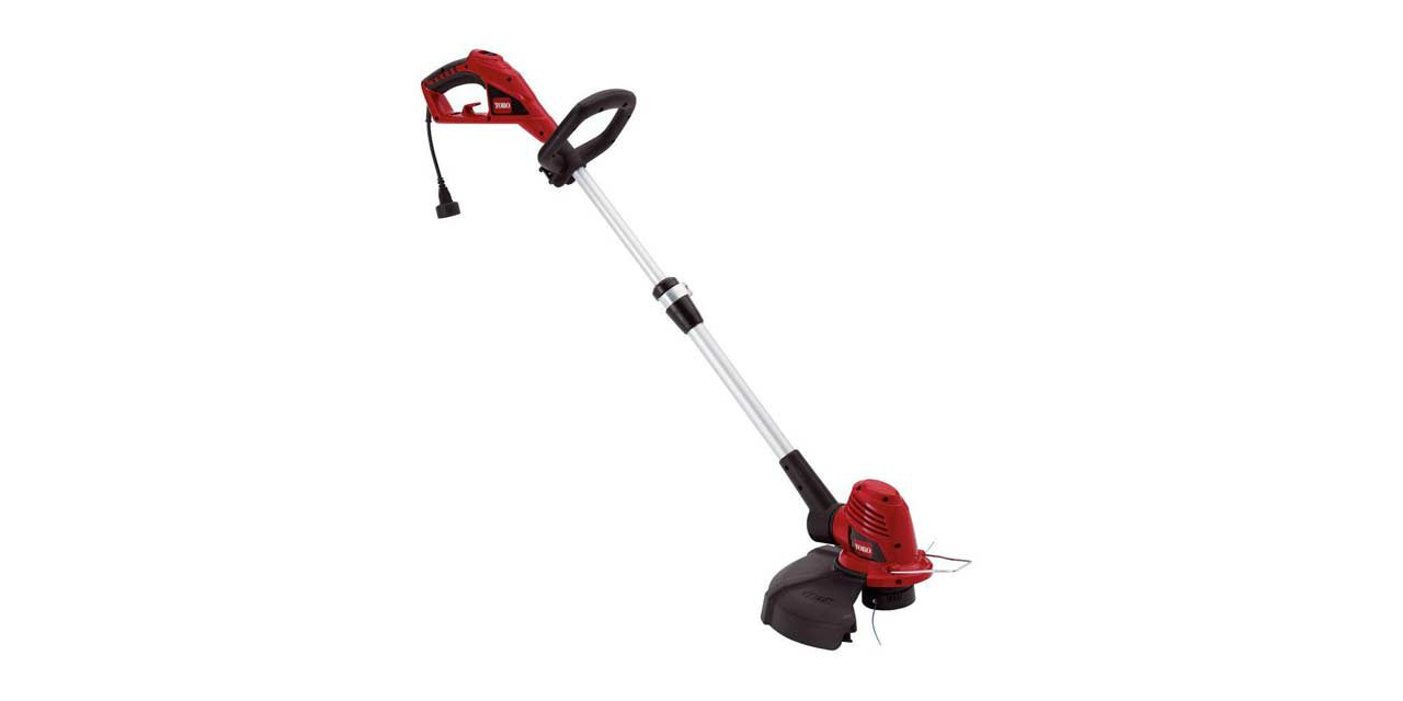 Toro Corded String Trimmer 51480 14 Inch Review