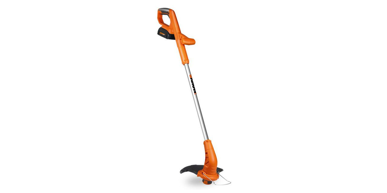 Worx Cordless Weed Trimmer WG154 Review