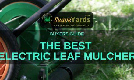 Best Electric Leaf Mulcher 2019