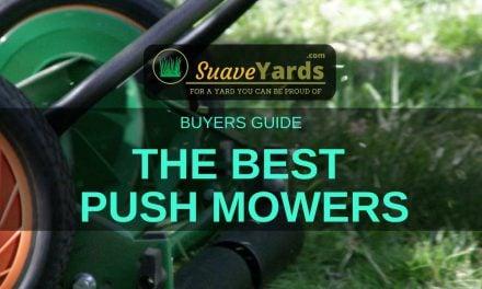 Best Push Lawn Mowers 2019