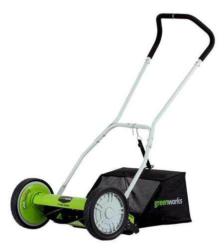 Best Push Mower Greenworks-25052