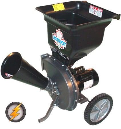 Patriot CSV-2515 best electric mulcher