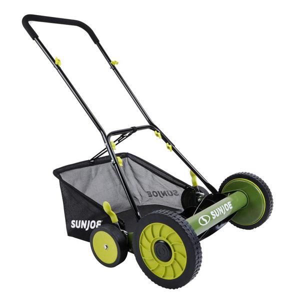 Sun-Joe-MJ501M Best Push Mower