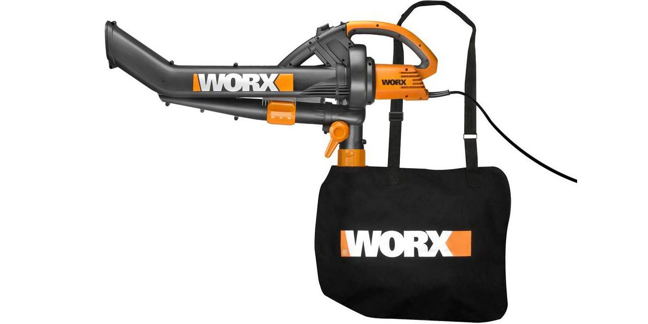 Worx Trivac Blower Mulcher with Leaf Pro Review
