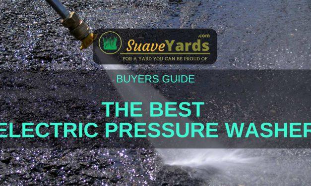 Best Electric Pressure Washer 2019