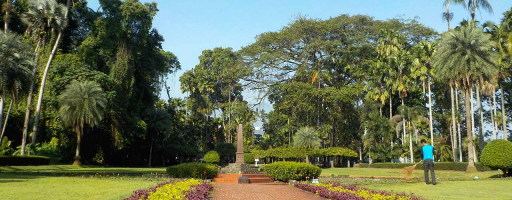 Bogor Botanical Garden