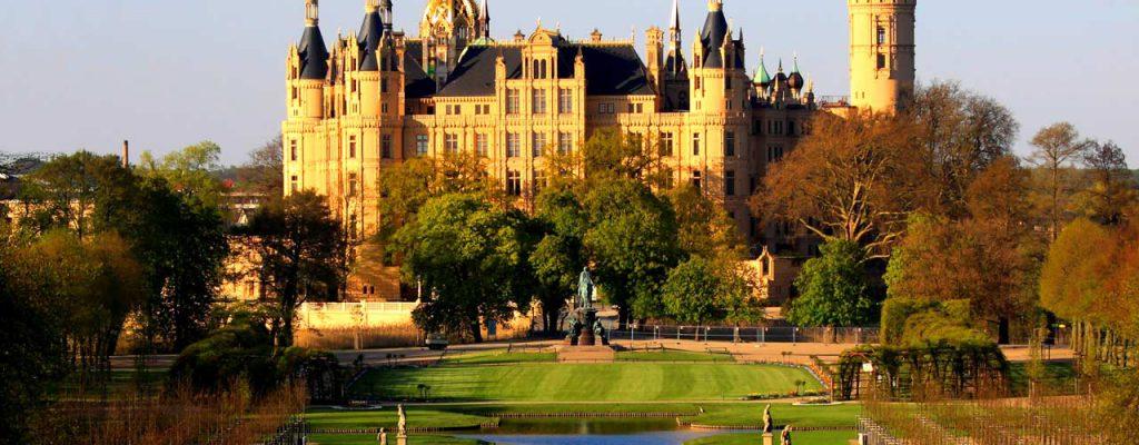 Schwerin Palace Park