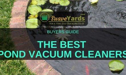Best Pond Vacuum Cleaners 2019