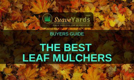 Best Leaf Mulcher Reviews 2019