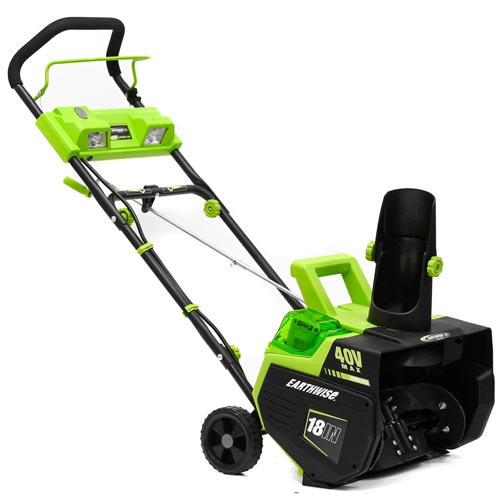 Earthwise-SN74016 snow blower