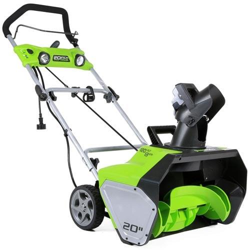 Greenworks-2600202 snow blower