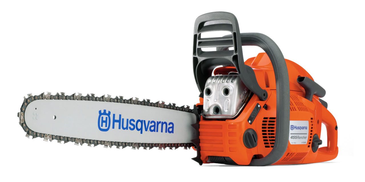 Husqvarna 455 Rancher Chainsaw Review