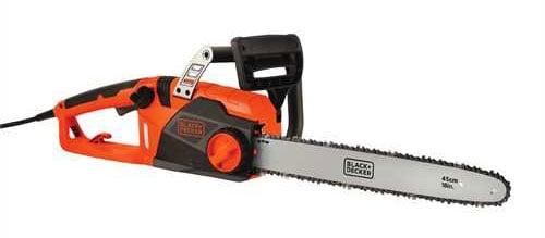 Black and Decker CS1518 chainsaw