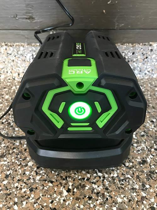 EGO Power+ Chainsaw battery