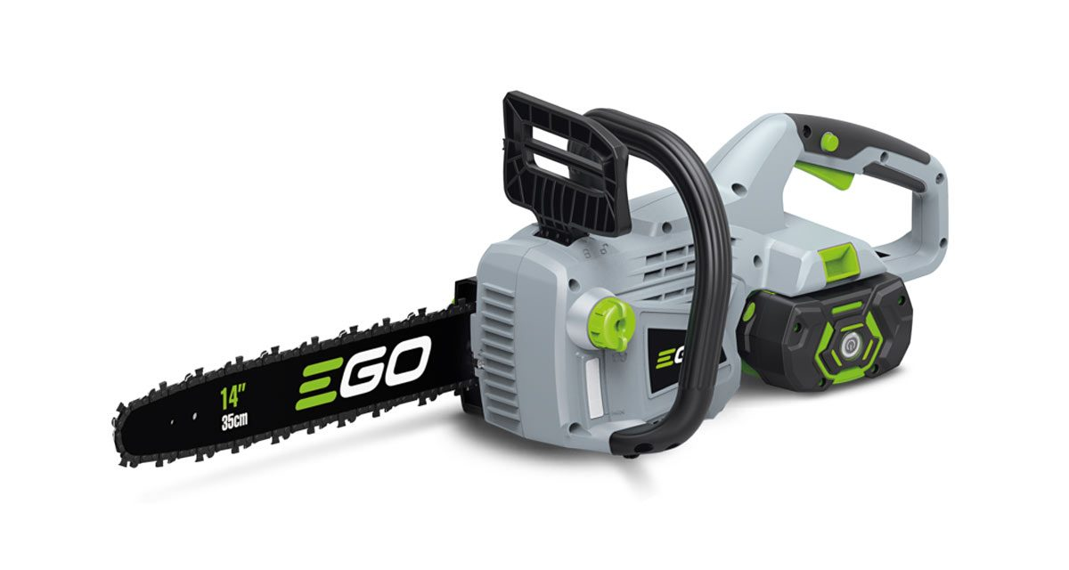 EGO Power+ 14 Inch Battery Chainsaw