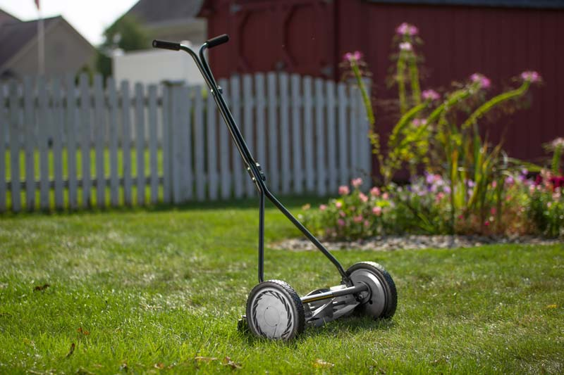 Great States 415-16 Mower Review - Awesome Push Mower