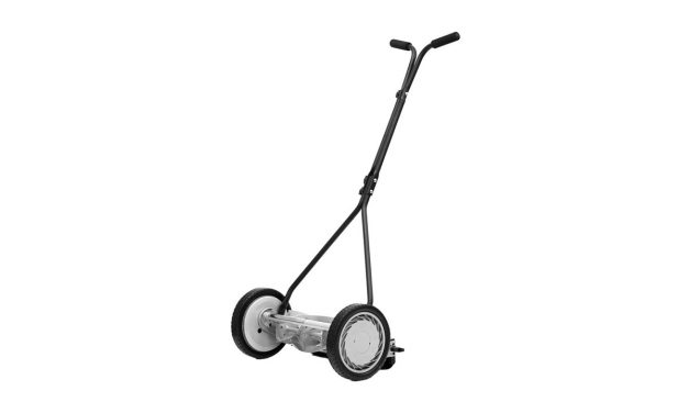 Great States 415-16 Reel Mower Review