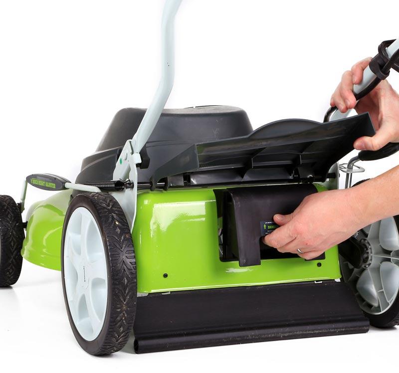 Greenworks 25022 Lawn Mower 3 in 1