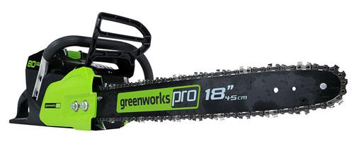 Greenworks Pro GC280420 Chainsaw
