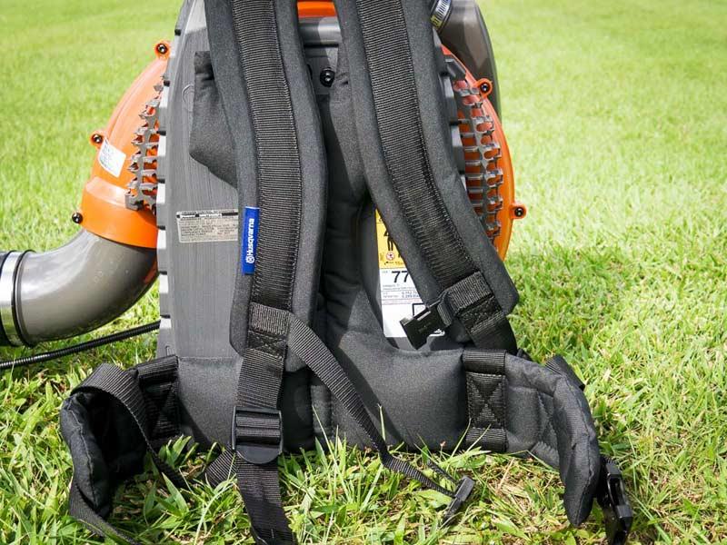 Husqvarna 580BTS Backpack Blower harness
