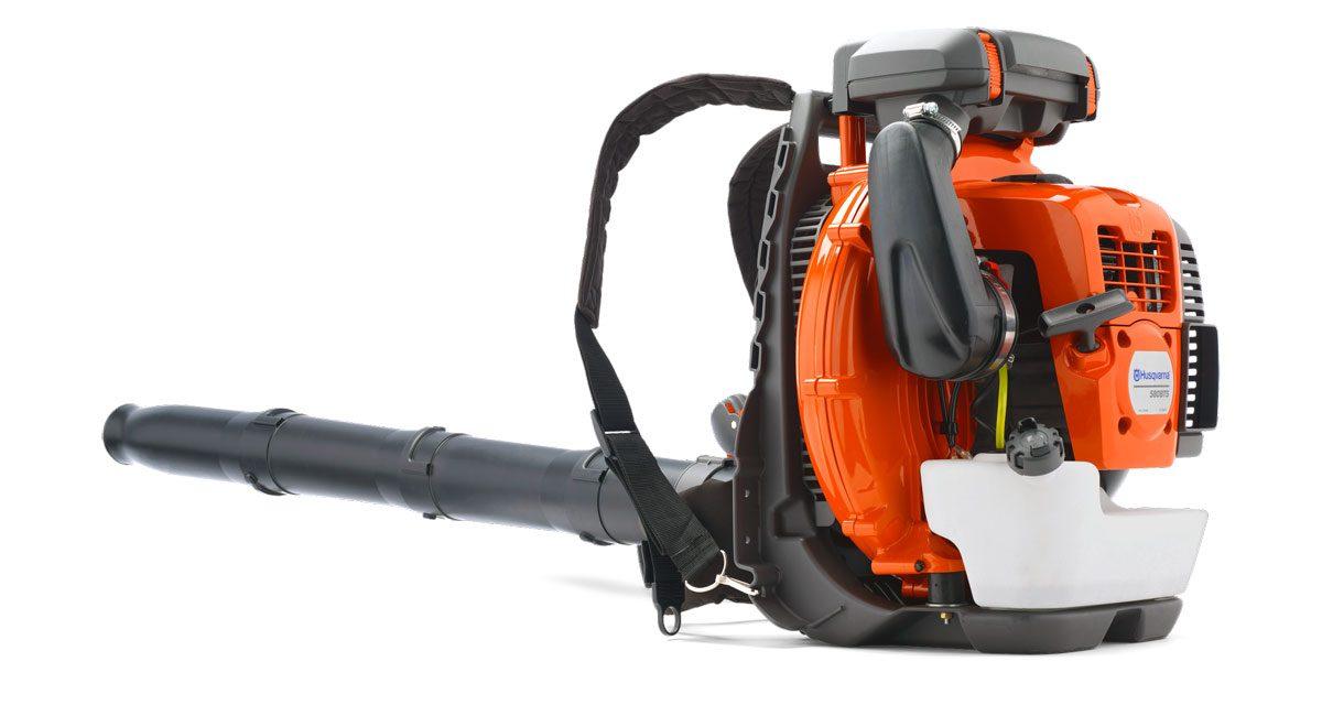 Husqvarna 580BTS Backpack Blower Review