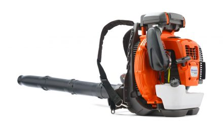 Husqvarna 580BTS Backpack Blower Review