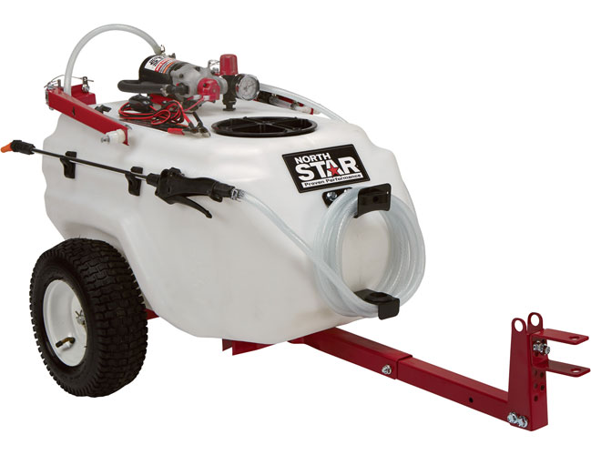 NorthStar Tow Behind 21 Gallon Sprayer