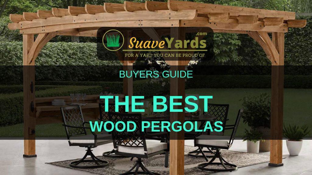 Best Wood Pergola