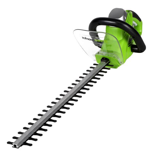 Greenworks 2200102 Electric Hedge Trimmer