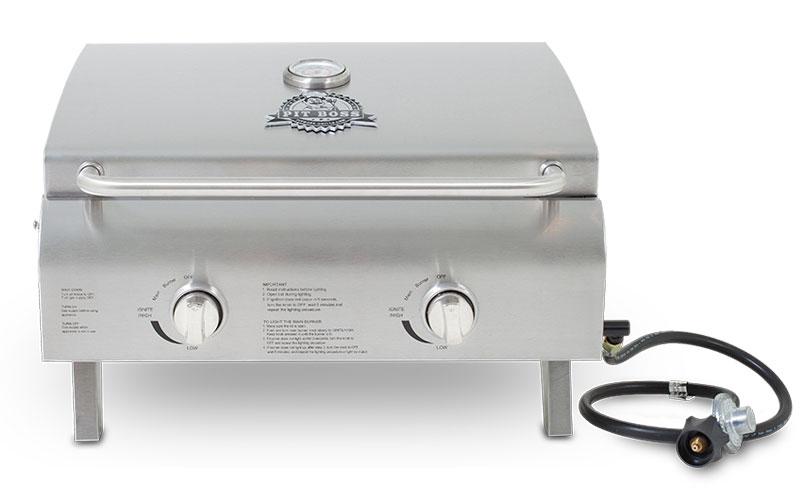 Pit Boss 275 2 burner grill