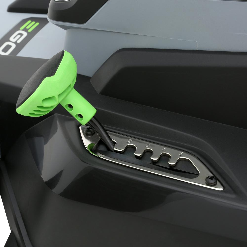 EGO Power Plus deck handle