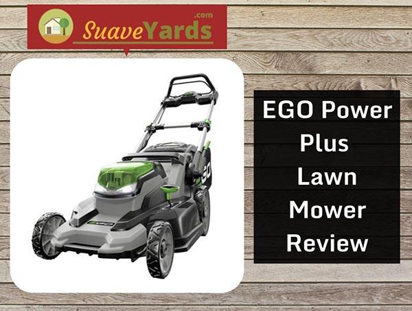 EGO Power Mower header