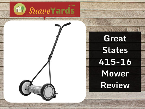 Great States 415-16 Mower