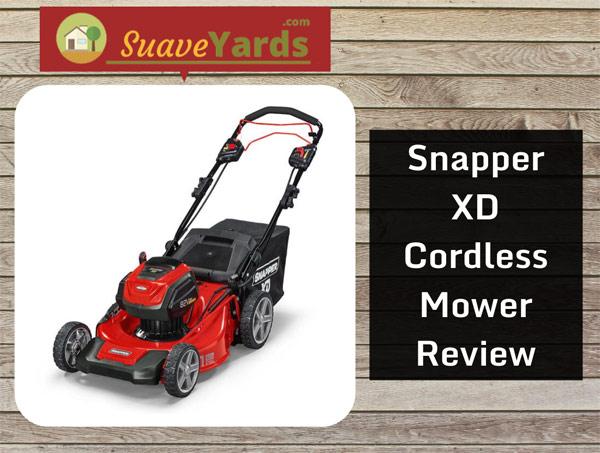 Snapper-Cordless-Mower