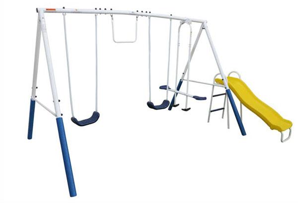 XDP Recreation Blue Ridge Play Swing Set