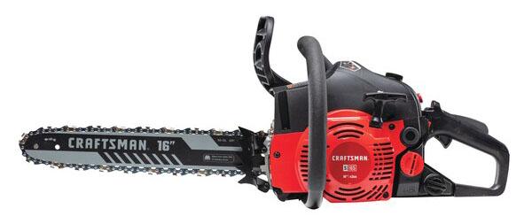 Craftsman S165 chainsaw
