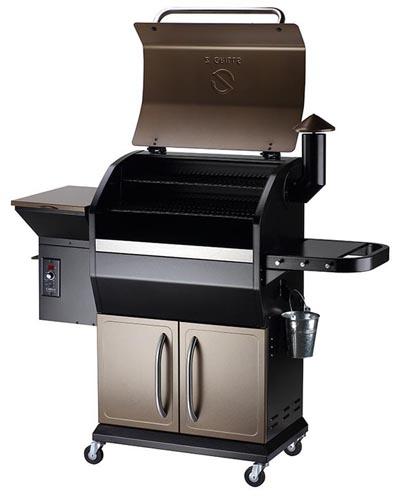 Z-Grills ZPG-1000D pellet grill