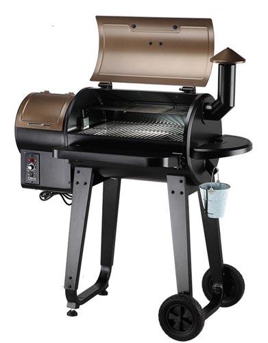 Z-Grills ZPG-450A pellet grill