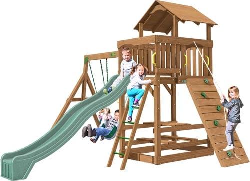 Creative Playthings swing set