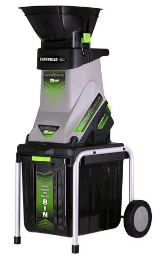 Earthwise GS70015 chipper shredder