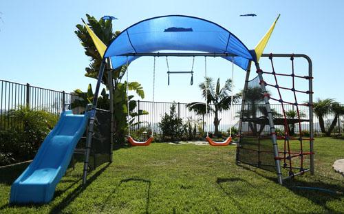 Iron Kids 100 Swing Set
