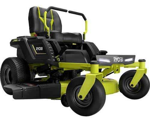 Ryobi 75 riding mower