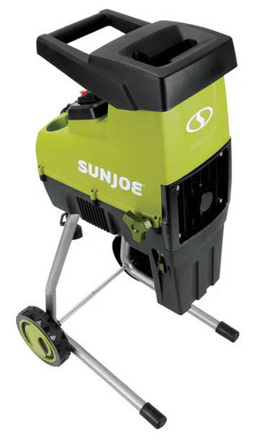 Sun Joe CJ603E chipper